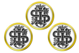 Christogramme-Enlaces-Marqueurs-de-Balles-de-Golf