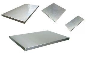 1 Pc of 3//8 .375 Aluminum Sheet Plate 12 x 24 6061 T651