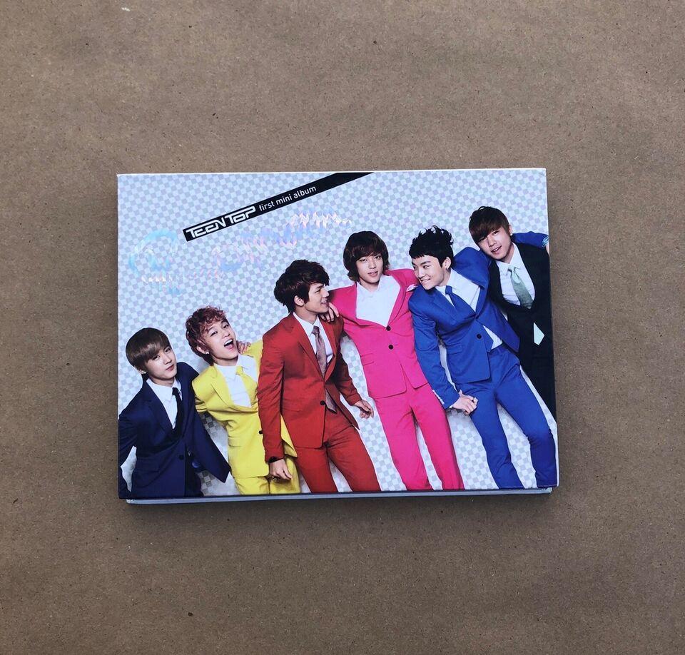 Teen Top: Mini Album Vol. 1 - Roman, pop