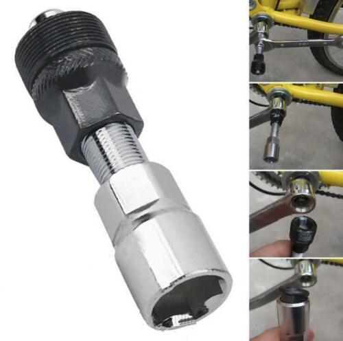 Mountain Bike MTB Bicycle Crank Puller Removal Repair Tool Kit