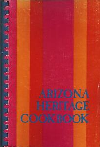 phoenix az 1975 arizona heritage cook book girl scouts