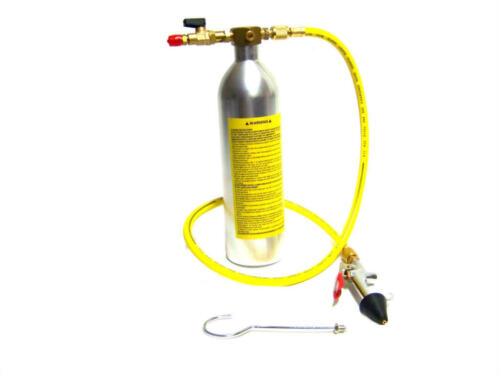R502 AND134A A//C SYSTEM FLUSH TOOL  AC CLEANING TOOL WORKS WITH R12 R22