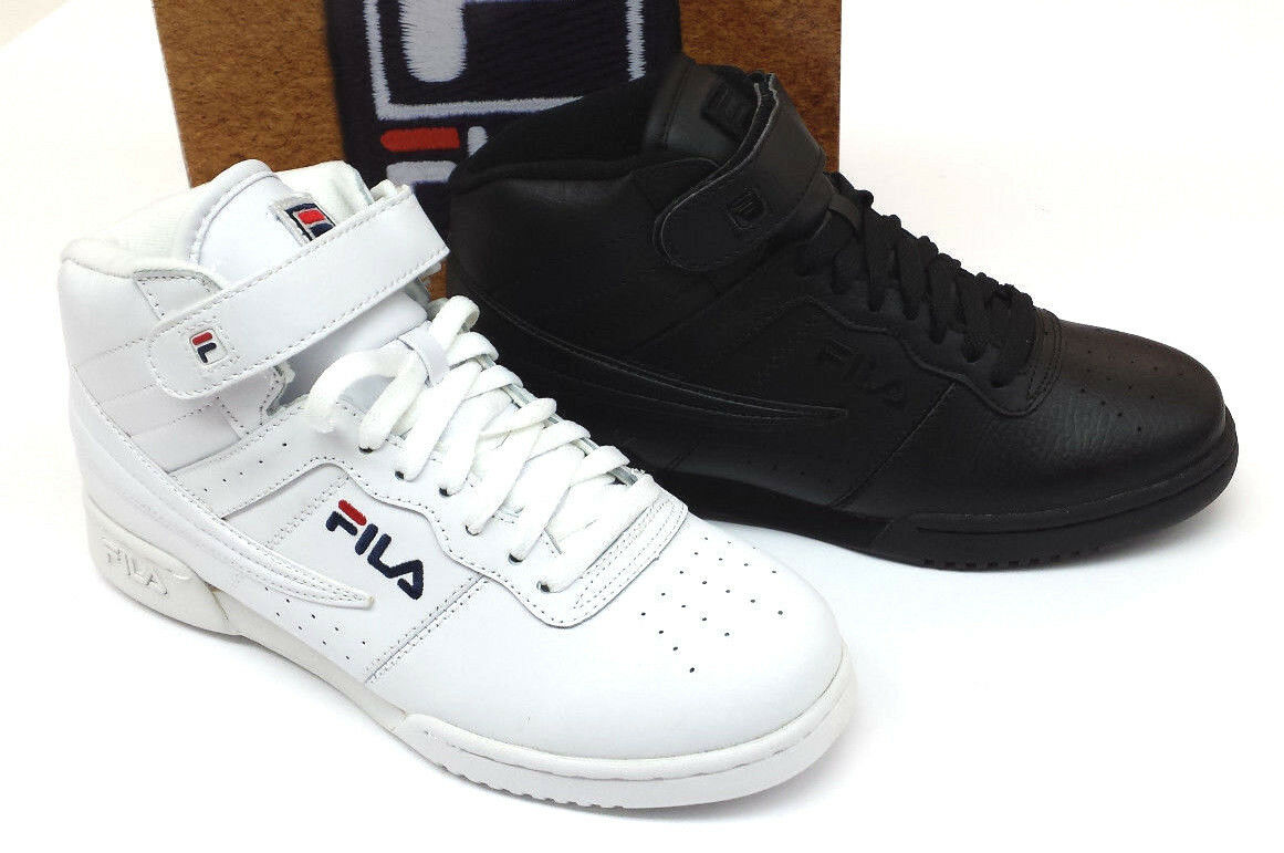 Fila Athletic Sneaker Hi Top - F-13V LEA/SYN Seasonal price cuts, discount benefits