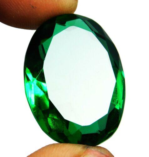 wertvoller Grün Turmalin-Edelstein im Oval 36,00 ct natürlicher AAA