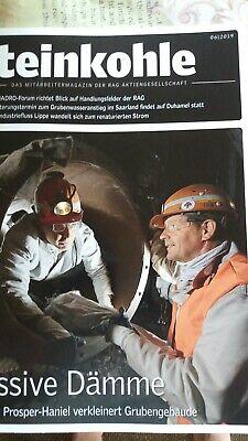 Begeistert Bergbau Steinkohle 06. 2019 Schnelle WäRmeableitung