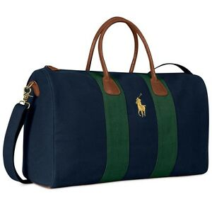 Polo Ralph Lauren Weekender Duffle Travel Bag   eBay