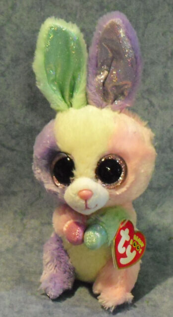 bc8abd62f5b Ty Beanie Boo Plush - Bloom The Bunny 15cm Easter Special for sale ...