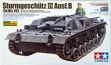 1/35 Tamiya German Sturmgeschutz III Ausf.B #35281