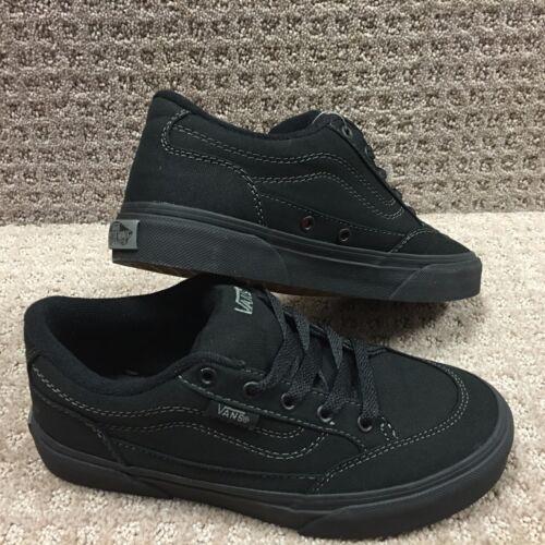 bearcat Zapatos ' Vans Niño negro Lona Negro g7vgYCwq