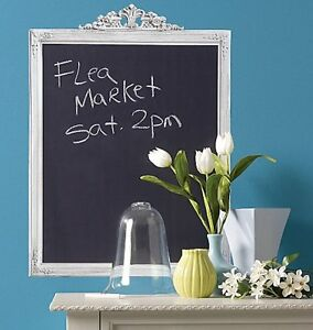 WALL DECAL Framed Look CHALKBOARD STICKERS NEW Frame Chalk Board Home Decor