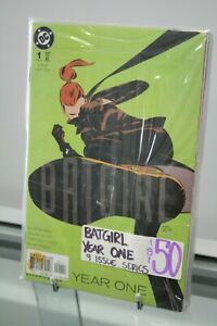 DC-COMICS-BATGIRL-YEAR-ONE-9-ISSUE-SERIES-2003-FIRST-PRINTS