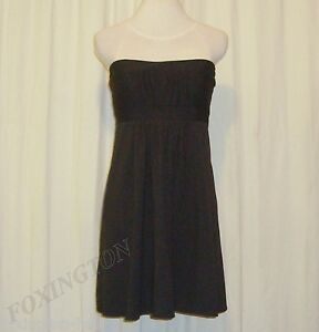 BEAUTIFUL-CAMILLA-AND-MARC-CHARCOAL-STRAPLESS-MINI-DRESS-AUS-10-US-6