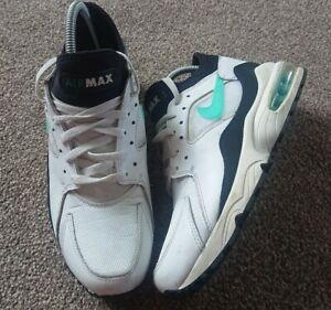 Dettagli su Da Uomo Nike Air Max 93 Dusty CACTUS Taglia UK 7 mostra il titolo originale