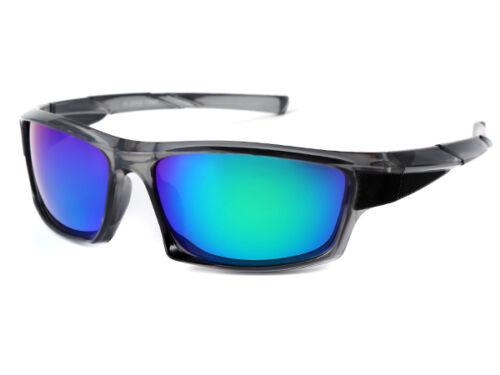 Hommes Femmes Lunettes De Soleil Viper Lunettes Sport Unisexe Sunglasses vs-325 Noir