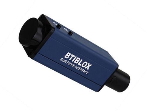 Bluetooth XLR Male Interface BTIBLOX RAPCO HORIZON Pair // Connect Phone to PA