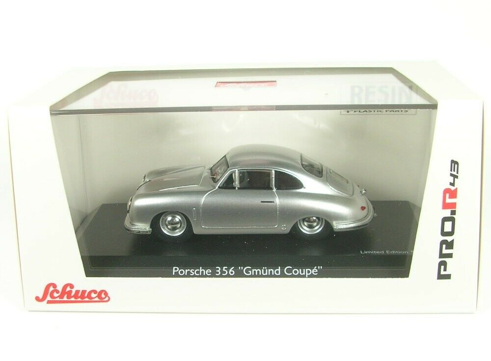 comprare a buon mercato Porsche 356 356 356 Gmünd Coupè (argentooo)  colorways incredibili
