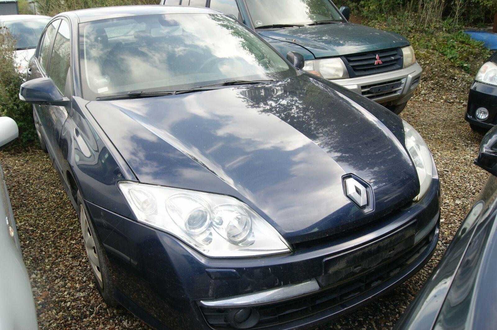 Renault Laguna III 2,0 dCi 150 Expression 5d - 19.500 kr.