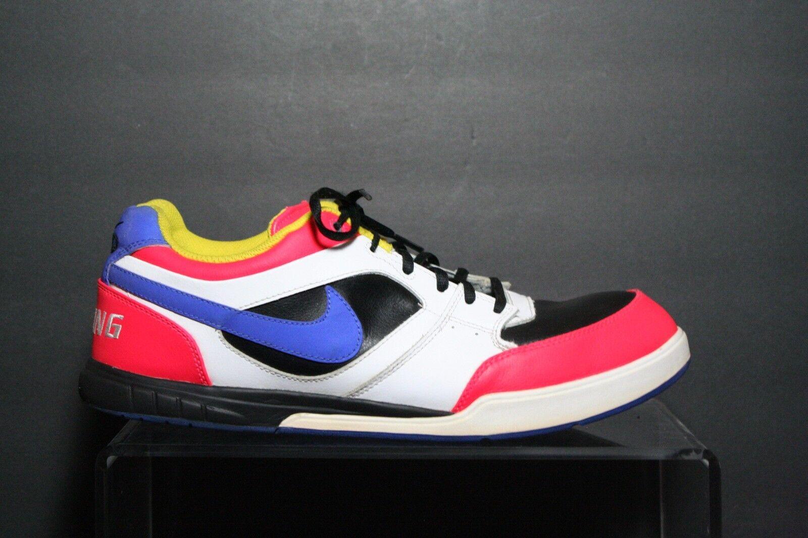 Nike zoom - 6,0 id seconda venuta pattinare multi atletico - neon uomini 13 atletico multi hip rari 483e99