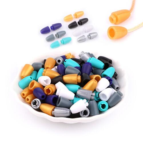 10pcs Baby Teether/'s DIY Accessories Plastic Breakaway Clasps for Necklaces 0c