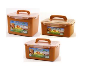 BPA-Free-Korean-Red-Clay-HWANGTO-Vacuum-Airtight-Kimchi-Container-2-7L-6-3L