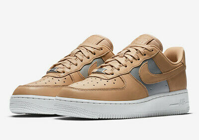 Candido Nike Air Force 1'07 Se Premium Bio Beige, Metallico X Pack Scarpa Da Ginnastica Ah6827-200-mostra Il Titolo Originale
