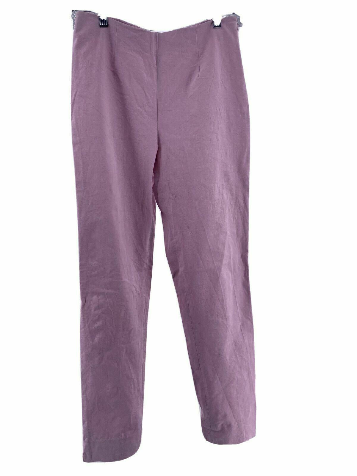 Leggiadro Womens Bubblegum Pink Pants Slacks - image 1