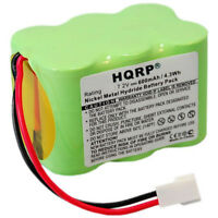 HQRP Internal Battery for ICOM 94506577 IC-24AT IC-24ET IC-25RA IC-R1 Radio