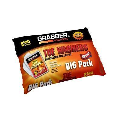Grabber Performance 8pk Toe Warmer TWES8 Unit Each for sale online