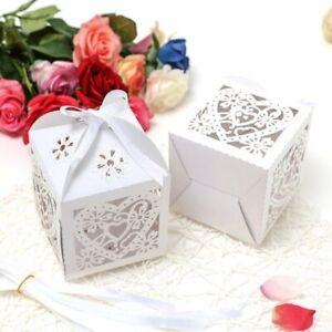 Bomboniere Confetti Matrimonio.Zs Scatoline Bomboniere Confezione Segnaposti Porta Confetti