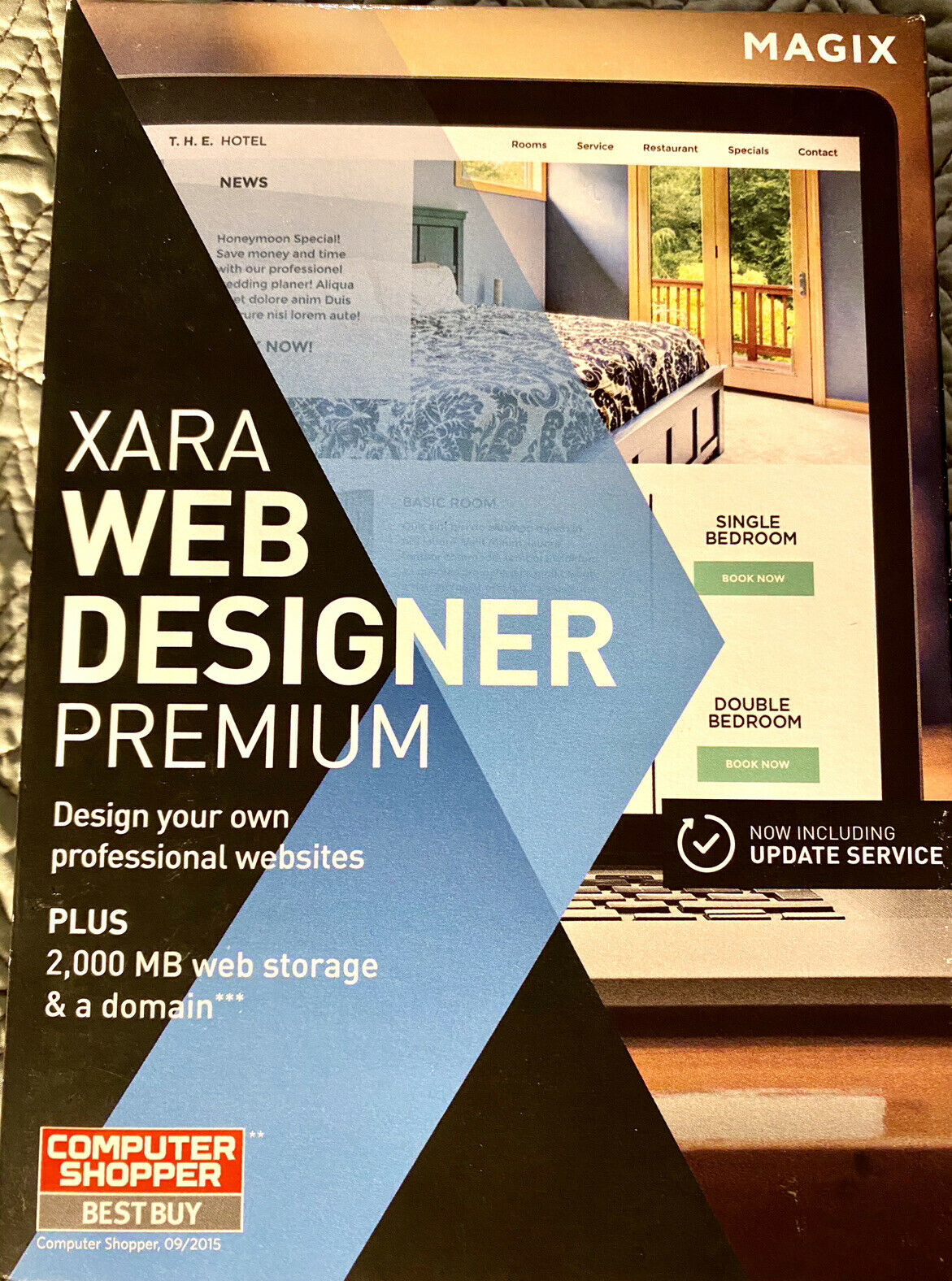 New Magix Xara Web Designer Premium Pc Software Download Sealed Box For Sale Online