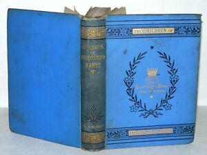 The-Children-Of-Abbotsmuir-Manse-By-the-Author-of-034-Nelly-039-s-Teachers-1893-HB-1st