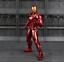 Iron Man Action Figure Tony Stark Avengers PVC Action Figure Model