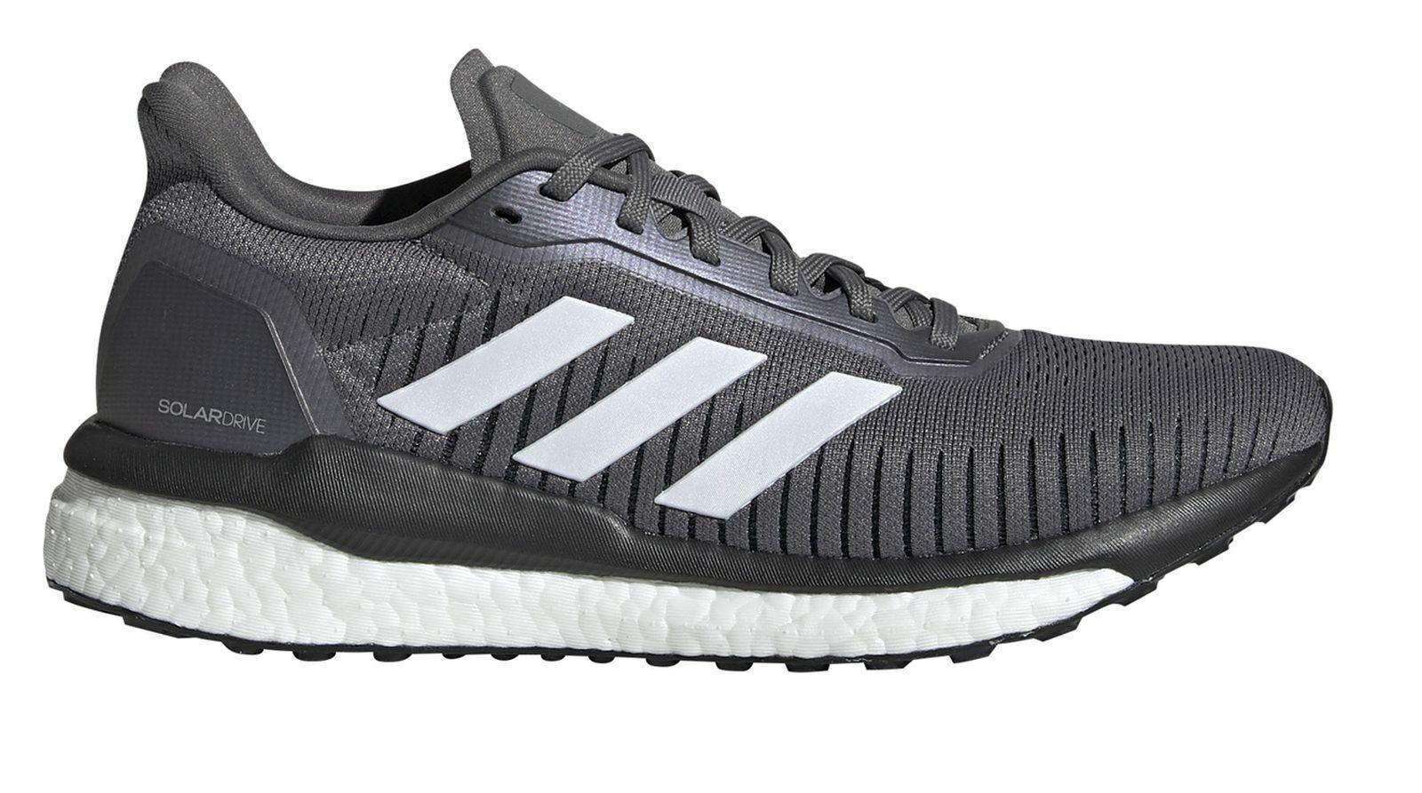 Adidas performance women  running shoe solar drive 19 w grey  best service