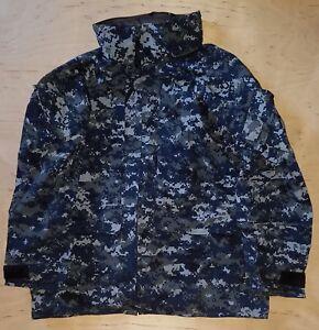 blue digital camo jacket