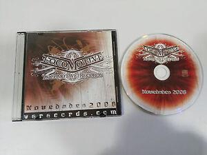 LOCOMOTIVE-RECORDS-NOVEDADES-2006-CD-SAMPLER-PROMOCIONAL-PROMO