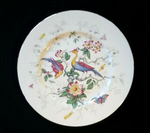 Beautiful-Coalport-Cairo-Peacock-Multi-Colour-Dinner-Plate