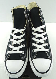 2007b911d30 Image is loading CONVERSE-All-Star-Hi-top-Sneaker-X9160-Black-