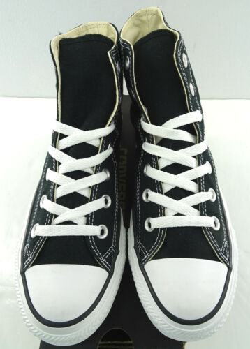 CONVERSE All Star Hi top Sneaker  X9160  Black Sizes 12 /& 15 NWD