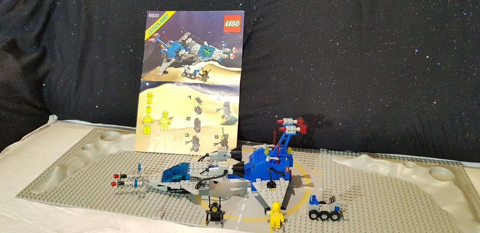 LEGO SPAZIO 6931 FX-Star Patroller Classic Vintage 100% + istruzioni  1