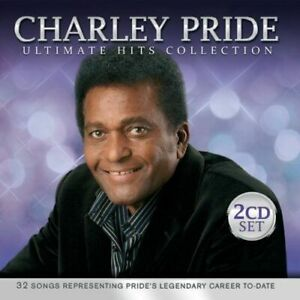 CHARLEY-PRIDE-ULTIMATE-HITS-COLLECTION-New-2CD-Album
