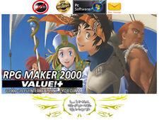 RPG Maker 2000 PC Digital Program KEY - Region Free