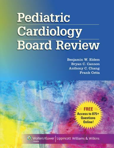 Pediatric Cardiology Book
