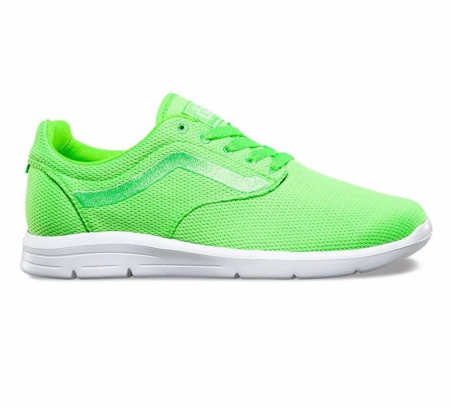 Furgoni iso pattinare 1,5 geco verde ultracush trainer pattinare iso scarpe uomo 8,5 f8e264