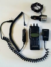 Kenwood TH-28A 144 MHz Handheld Amateur  FM Transceiver NOT WORKING FOR PARTS OR