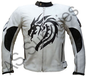 034-DRACO-034-neXus-Dragon-Veste-de-Moto-en-Cuir-Blouson-Motard-Toutes-tailles