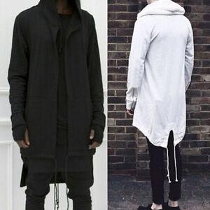 Abrigos con capucha para hombre