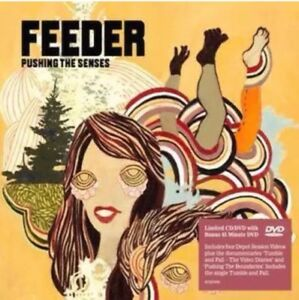 Feeder-Pushing-the-Senses-Limited-Edition-CD-DVD-2005