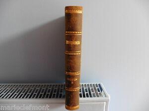 LIVRE-CONFERENCIA-journal-de-l-039-universite-des-annales-1923-1924