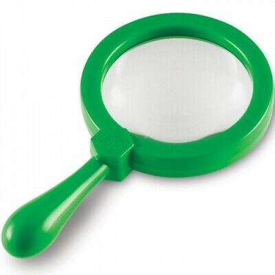Learning Resources Magnifier /& Tweezers SINGLE SET SUPPLIED