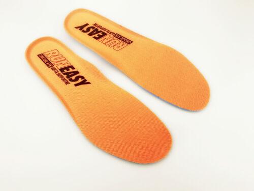 Man Women Soft Memory Foam Insoles Inner Running Sole Slippers Shoe-pad Foot Pad